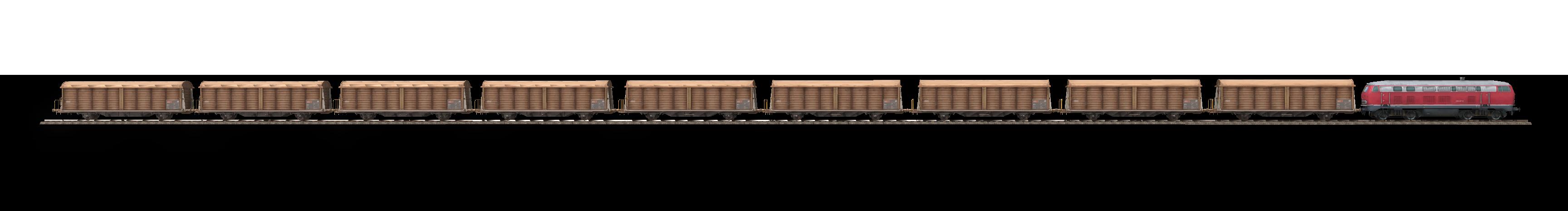 Concept Art Train Fever