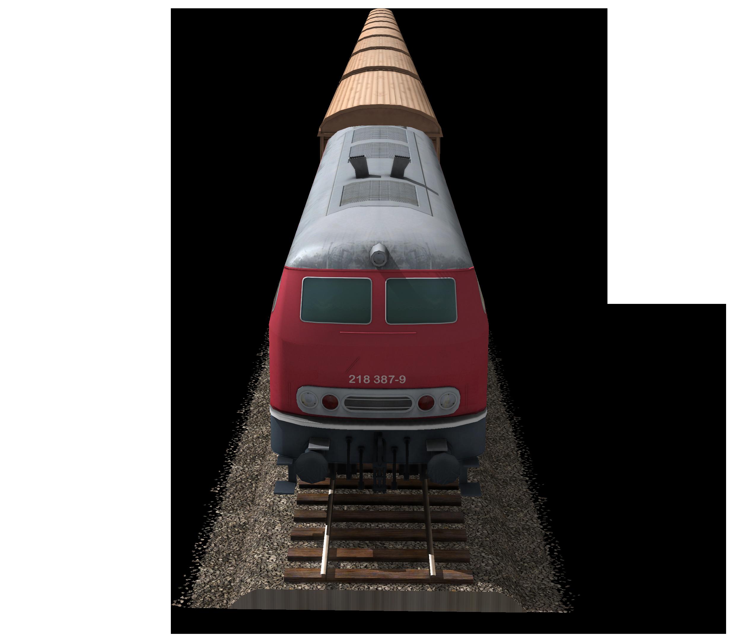 Concept Art | Train Fe...