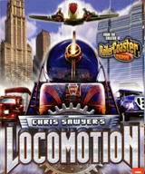 Locomotion Cover