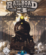 Railroad Tycoon III Cover