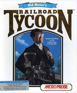 Railroad Tycoon I Cover