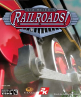 Sid Meier's Railroads Cover