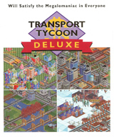 Transport Tycoon Deluxe Cover