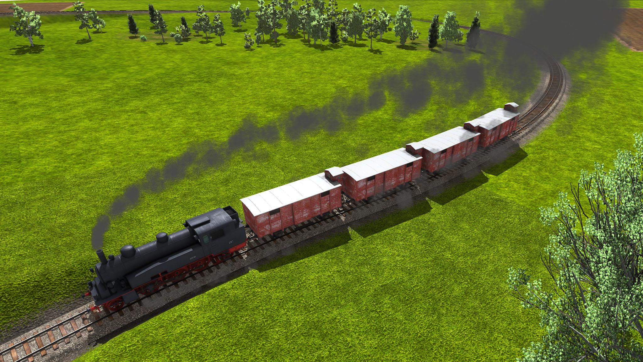Browsing Trains