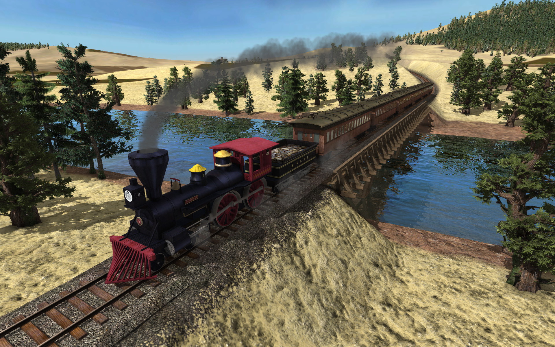 USA DLC officially released | Train Fever